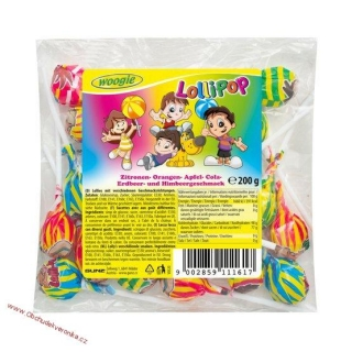 Flintstones Lolly's Mix 200g