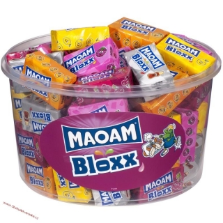 Maoam Bloxx 22g x 50 ks