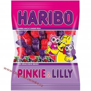 Haribo Pinkie & Lilly 200g