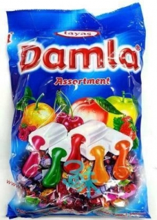 DAMLA ASSORTMENT - mix 1000 g