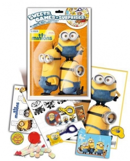 Minions sweets games