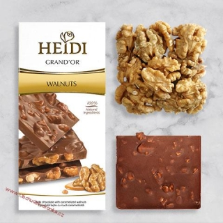 Heidi Grand´Or Walnuts 100g
